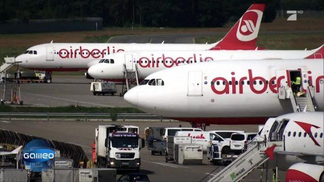 Was passiert mit den Flugzeugen aus der Air Berlin Pleite?