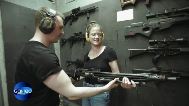 So gehen Deutsche mit Schusswaffen um