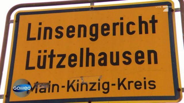 """Woher kommt der Ortsname """"Linsengericht""""?"""