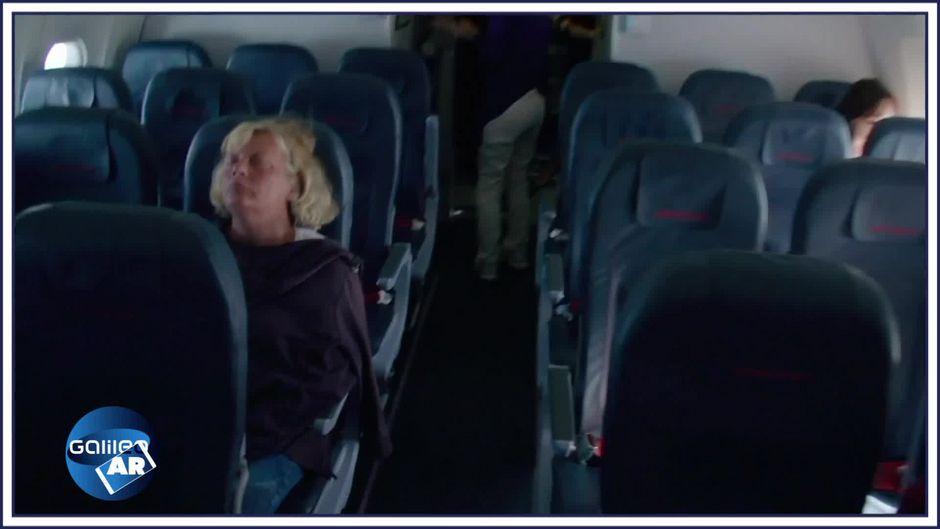 Augmented Reality Warum Ist Es Im Flugzeug So Kalt
