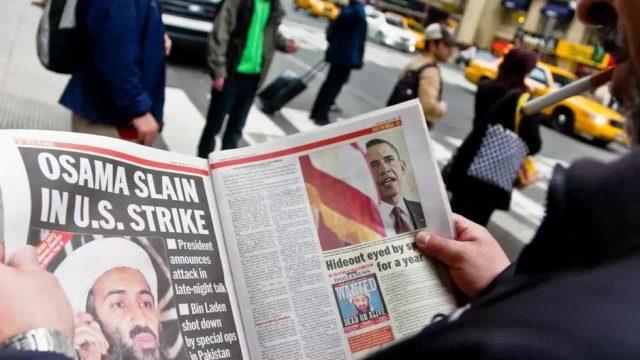 Bin Laden guckte Häkelvideos, Cartoons und Pornos