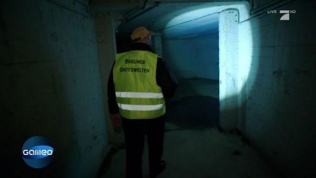 Bunker, Tunnel und Co.: Berlins geheimer Untergrund