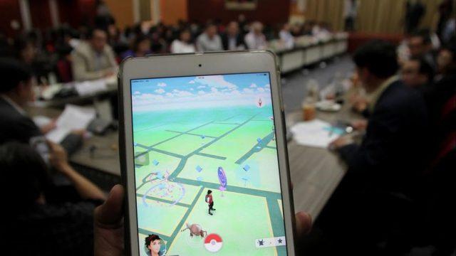 Das Handyspiel Pokemon Gosoll für Unfallschäden in Millionenhöhe verantwortlich sein