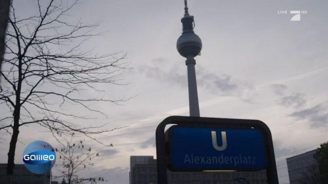 Das verbirgt sich unter dem Berliner Alexanderplatz