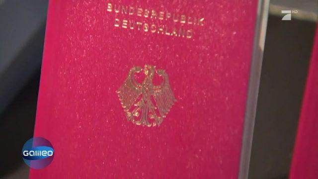 Dieser Pass ist inzwischen mächtiger als der Deutsche!