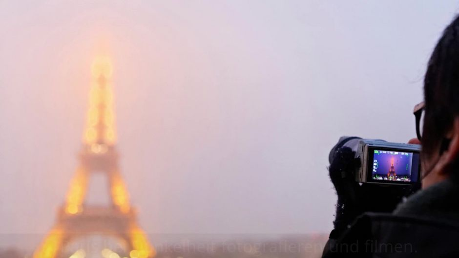 Eiffelturm: Wenn ihr nachts davon ein Foto macht, könnt ihr euch strafbar machen