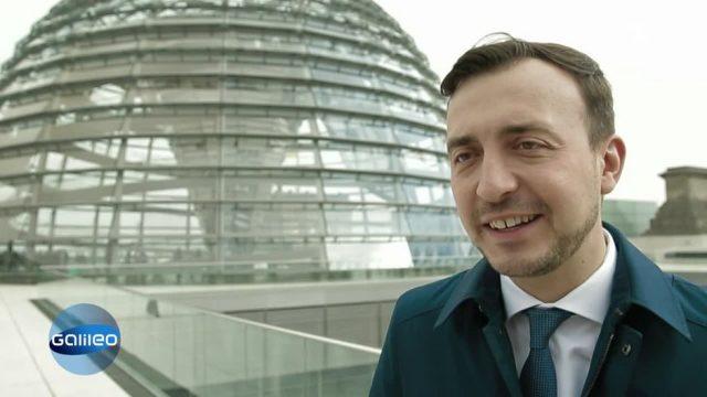 Ein Tag als Bundestagsabgeordneter