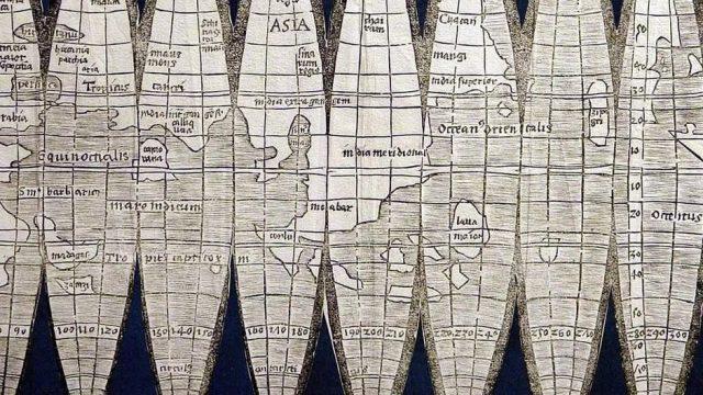 Eine Weltkarte von 1507 wird auf über eine Million Euro geschätzt - weil sie ein besonderes Detail enthält