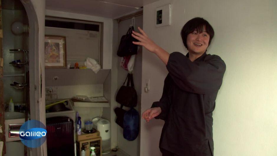 So Wohnt Man Auf Engstem Raum In Tokio