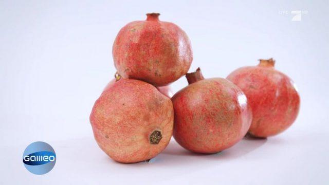 Alles Wissenswerte rund um den Granatapfel