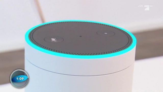 Amazon Echo: Helfer oder Spion im Haus?