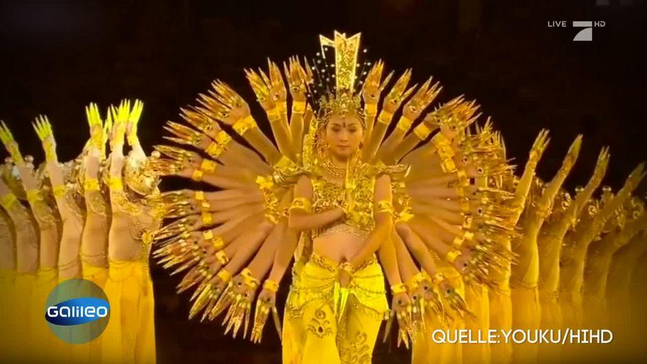 Chinas gehörlose Tänzer