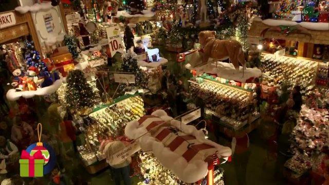 Darum ist Weihnachten ein Konsumgigant
