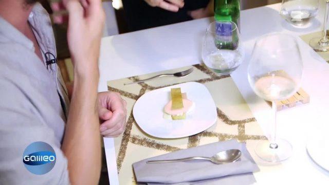 Das Dessert-Restaurant