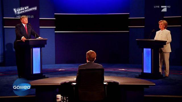 Das finale TV-Duell der Präsidentschaftskandidaten