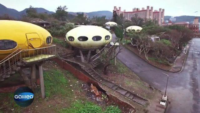 Das mysteriöse Ufo-Dorf von Taiwan