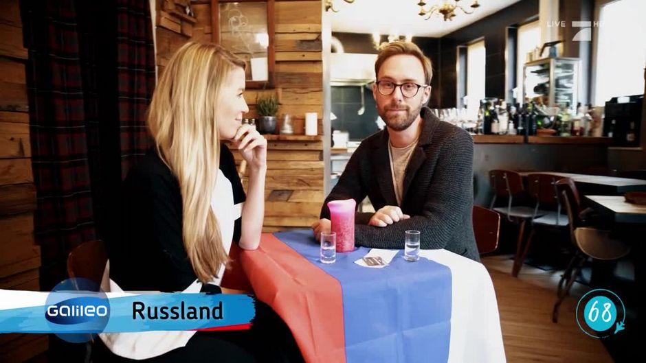Die weltweite Serie der Dating