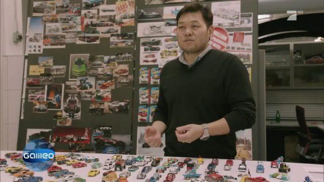 Der Spielzeuggiganten Mattel