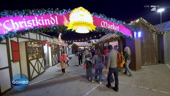 Größter Deutscher Weihnachtsmarkt.Weihnachtsmarkt Galileo Tv Das Online Wissensmagazin