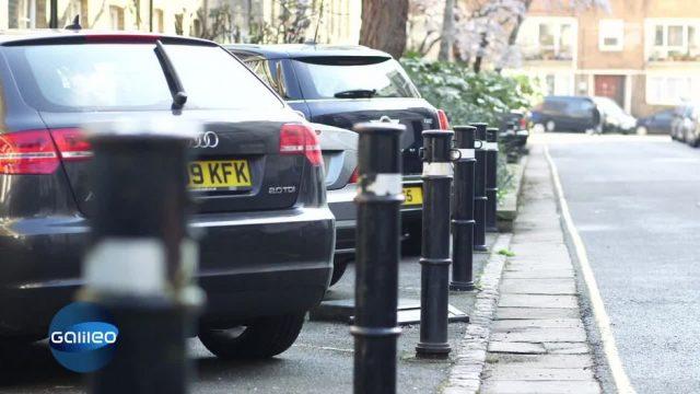 Der teuerste Parkplatz Englands
