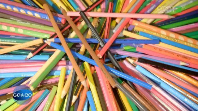 Die Erfolgsgeschichte des Buntstiftes
