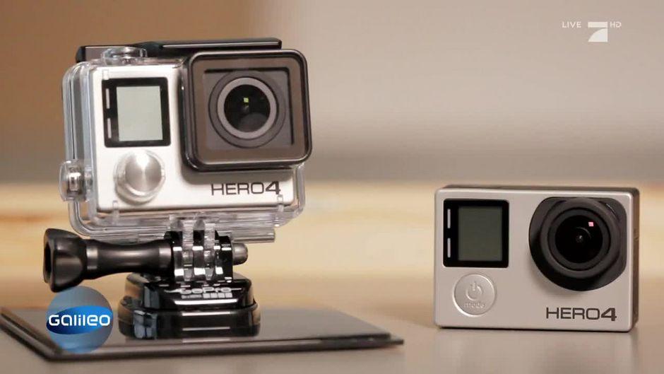 Die GoPro - von einer verrückten Idee zum Verkaufsschlager