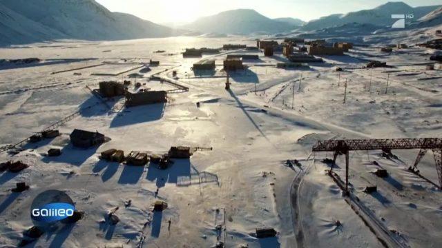 Die nördlichste Geisterstadt der Welt
