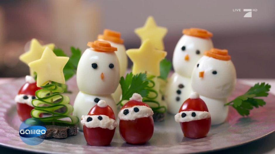 Einfach Gut Food Und Basteltipps Fur Weihnachten