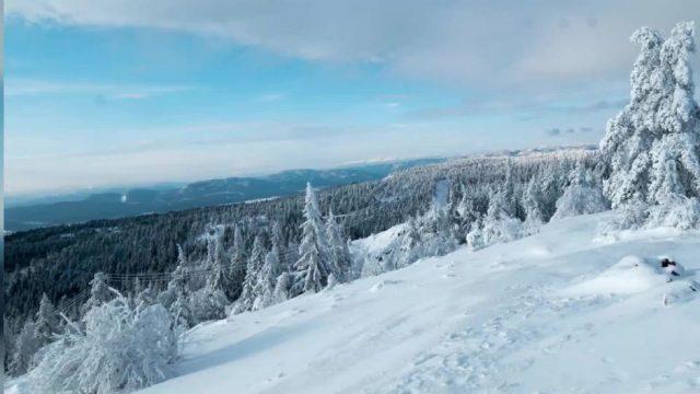 Eiszeit am Wochenende: Jetzt trifft uns die Kältefront