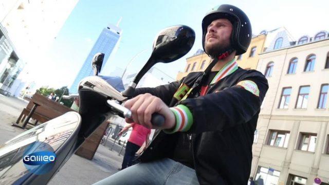 Elektro-Scooter-Sharing App im Check