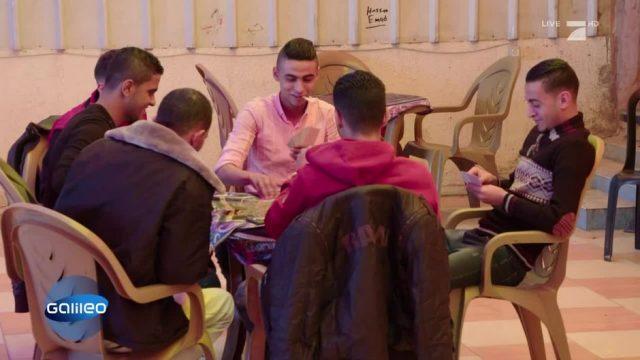 Erwachsenwerden im Gazastreifen