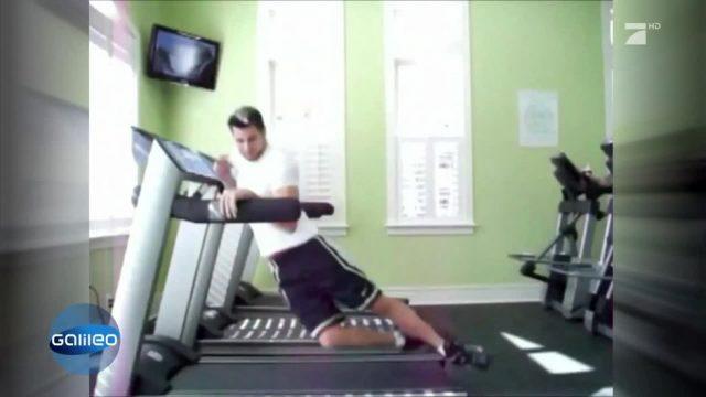 Fail Physik: Laufband