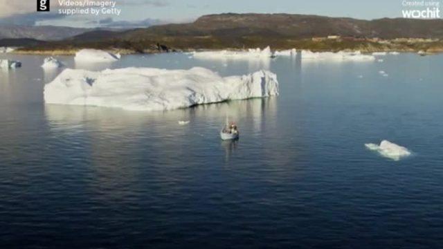 Forscher haben eine neue Karte Grönlands erstellt - und kommen zu einem erschreckenden Ergebnis