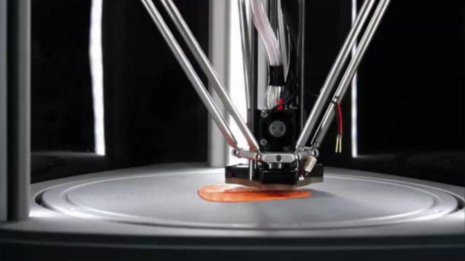 Forscher haben es geschafft, mit dem 3D-Drucker menschliche Haut nachzubilden
