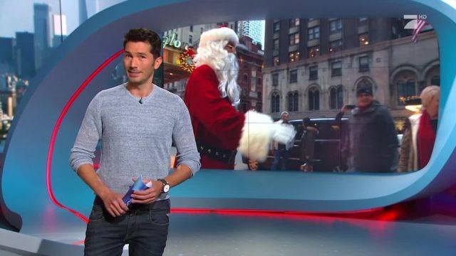 Freitag: Verrückte Jobs: Unterwegs als Santa Claus in Amerika