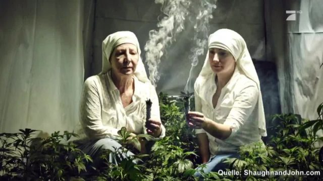 Grasanbau statt beten: Die Marihuana-Nonnen