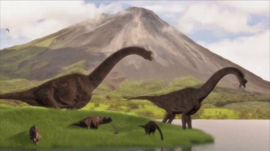 """Gruselig! Forscher finden mögliches Dinosaurier-Blut in einer Zecke - genau wie in """"Jurassic Park""""!"""