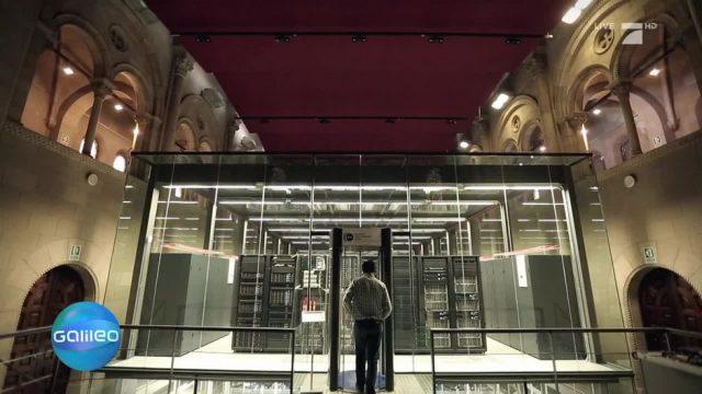 Hidden Places: Barcelonas Supercomputer