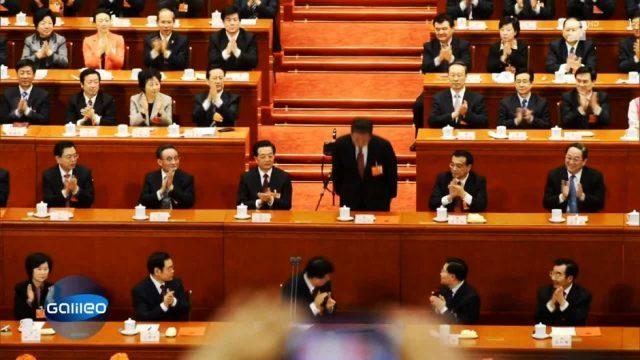 Inside Politbüro: Chinas Machtelite