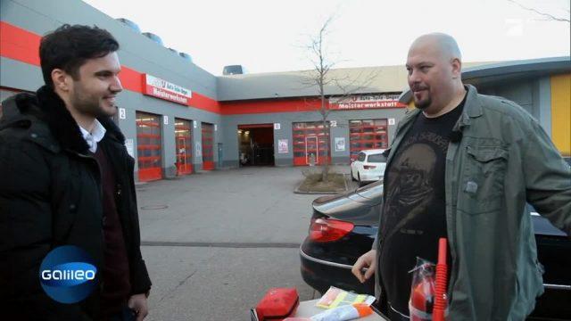 Jumbo zahlt die KFZ-Werkstattkosten