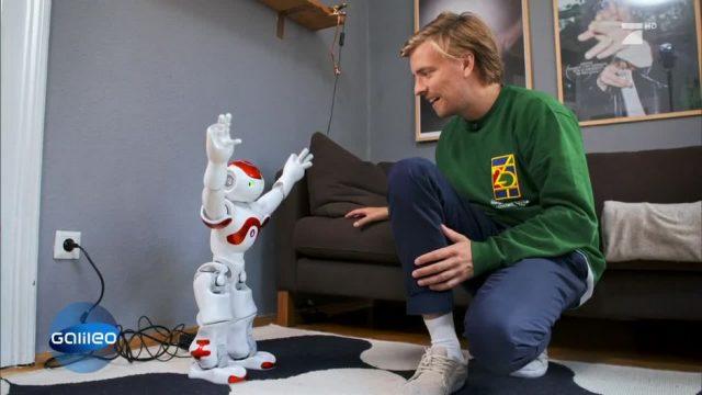 Kleine Alltagshelfer: Roboter für Zuhause im Check