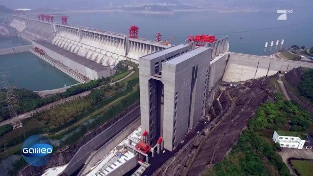 Mega-Kraftwerk: Der Drei-Schluchten-Staudamm