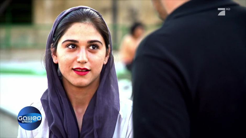 Mit diesen Verboten muss die Jugend in Iran leben