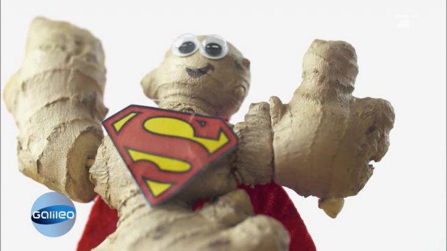 Ingwer: Der Super-Erkältungsbekämpfer