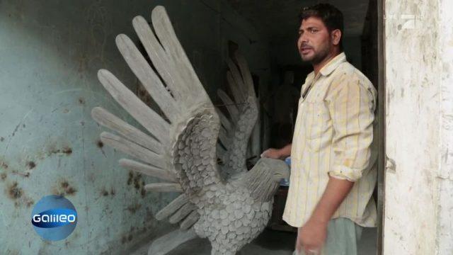 Punjab: Wassertanks als Statussymbol