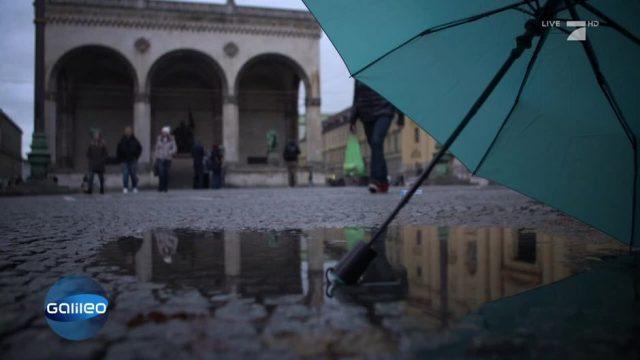 Schlaumeier: Was bedeutet Regenwahrscheinlichkeit?