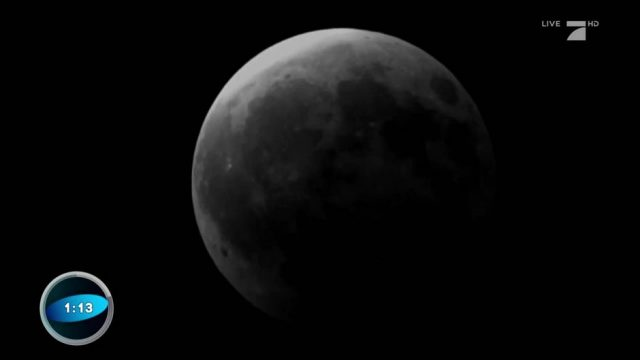Schwarzer Mond: Was steckt hinter dem Naturphänomen?
