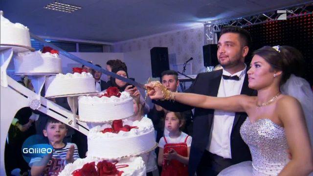 So opulent sind türkische Feiern