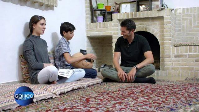 So sieht der Alltag einer Familie in Iran aus