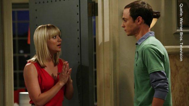 The Big Bang Theory: Warum klopft Sheldon drei Mal?